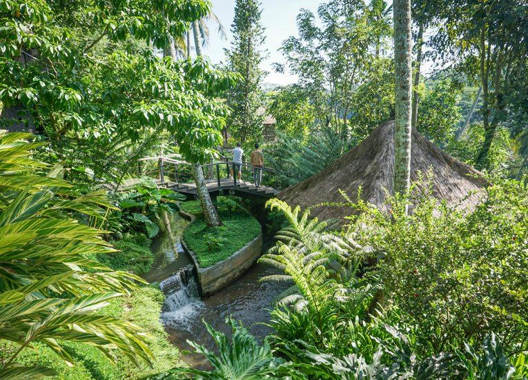 Hoshinoya Bali Review Luxury Resort in Ubud Gianyar Bali Idonesia