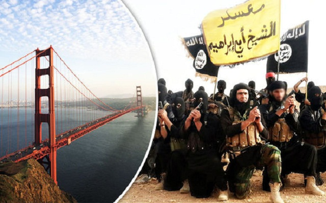 LLL - Live and Let Live - ISIS terror threat : Jihadists urged to carry out lone wolf attacks on US tourist