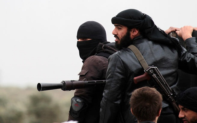 LLL - Live and Let Live - Al -Nusra Front has obtained tanks,advanced weapons & anti-aircraft missiles