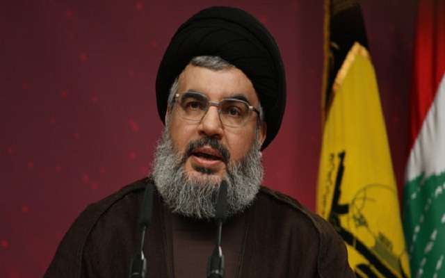 LLL - Live and Let Live - Hizballah leader Hassan Nassarllah admits his group's connections with Iran