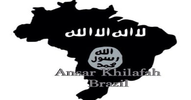 LLL - Live and Let Live - Ansar al-Khilafah Brazil jihadist group pledges support to Islamic State