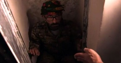 LLL - Live and Let Live - Inside ISIS torture cells
