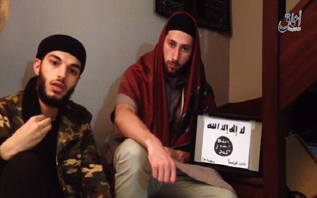 LLL - Live and Let Live - ISIS church-attacker worked at a French airport as a baggage handler three months before priest murder