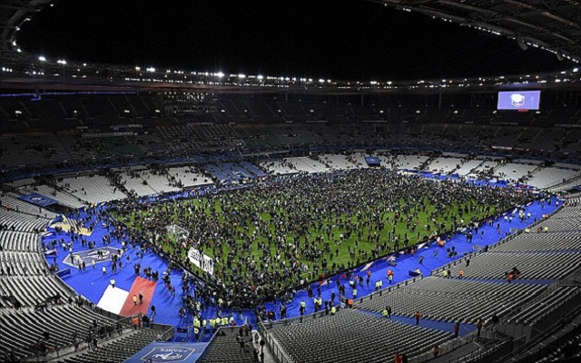 LLL - Live and Let Live - Terror suspects who 'entered Europe with Stade de France suicide bombers' are extradited from Austria