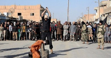 LLL - Live and Let Live - The terror of ISIS: Four men are beheaded for helping terrified citizens escape in Iraq