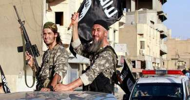 LLL - Live and Let Live - ISIS terrorists confiscates the property of those fleeing from the city of Raqqa