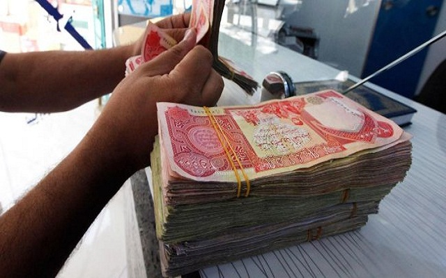 LLL - Live and Let Live - ISIS collects Iraqi currency and replace it with its currency in Mosul