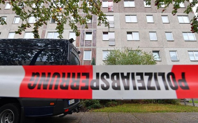 LLL - Live and Let Live - ISIS-linked, 22 year-old Syrian terrorism suspect was handed over to German police