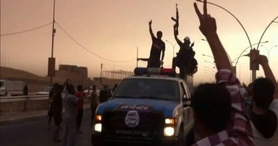 LLL - Live and Let Live - ISIS vows to 'defeat America' in video that shows IS street patrols in the city of Mosul