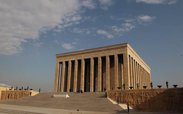 LLL - Live and Let Live - Turkish Security Forces stopped ISIS attack in Ataturk Mausoleum in Ankara