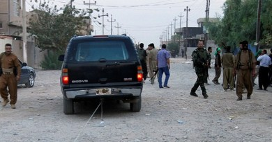 LLL - Live and Let Live - ISIS shoots disabled girl delaying their convoys