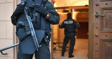 LLL - Live and Let Live - Germany police arrest Syrian teen who scouted targets for ISIS terror attacks in Berlin