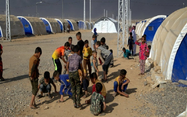 LLL - Live and Let Live - LLL - Live and Let Live - Children in Syria camps
