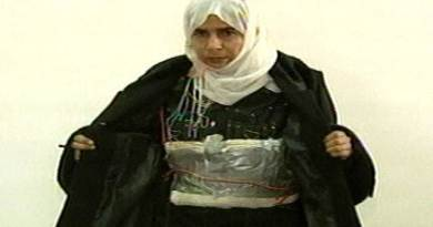 LLL - Live and Let Live - ISIS is using female supporters to serve as frontline suicide bombers to evade security measures