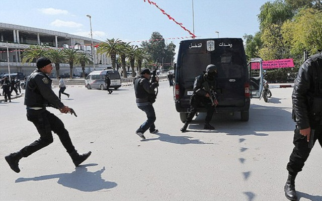 LLL - Live and Let Live - Tunisian Security Forces founded funds and missiles belonging to ISIS militants