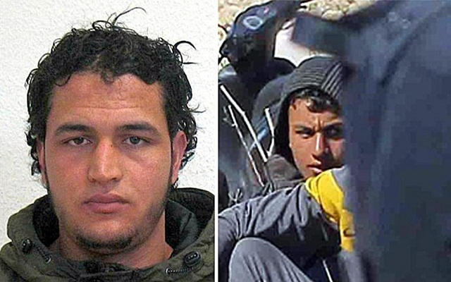 Live Let Live-Berlin Christmas market attack suspect-who was Ani Amri?