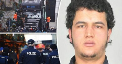 LLL-Live Let Live-Berlin truck killer visited 15 mosques and contacted ISIS-linked jihadis prior to attack
