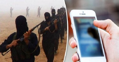 LLL-Live Let Live-ISIS fanatics using a murder app to try and recruit new generation of children-terrorists