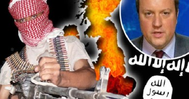 LLL-Live Let Live-ISIS militants are plotting terrorist attacks all over the United Kingdom