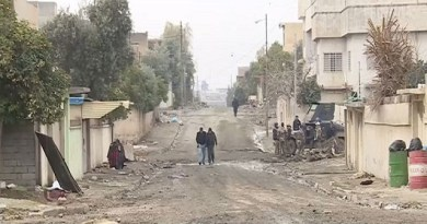 LLL-Live Let Live-ISIS terrorists attack Iraqi forces in Mosul with chlorine gas