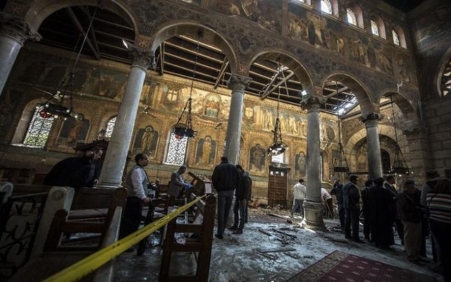 LLL-Live Let Live-ISIS terrorists claim responsibility for deadly Coptic Church attack in Cairo