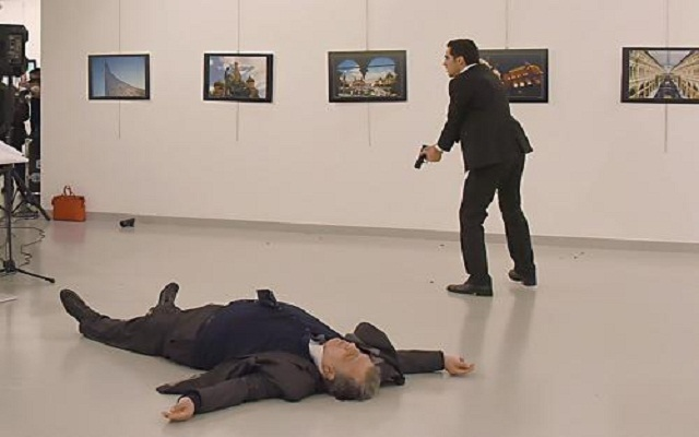 LLL-Live Let Live-Jaish al-Fatah assumes responsibility for the assassination of the Russian Ambassador in Ankara