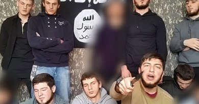 New ISIS video threatens Putin and calls for attacks in Russia