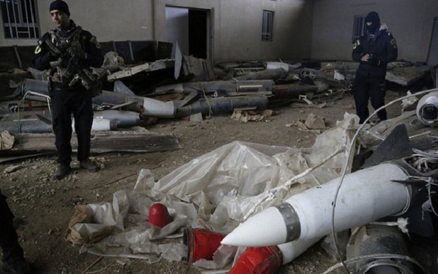 LLL-Live Let Live-Chemical weapons found in Mosul in ISIS laboratory