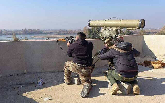 LLL-Live Let Live-ISIS launches doomed river raids on Tigris river