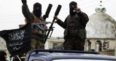 LLL-Live Let Live-Saudi Arabia continues to aid ISIS terrorists in Syria