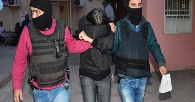 LLL-Live Let Live-11 ISIS and al-Nusra suspects detained in operation in Turkey's Adana