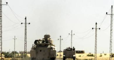 LLL-Live Let Live-Islamic State affiliate in North Sinai claims murder of police colonel