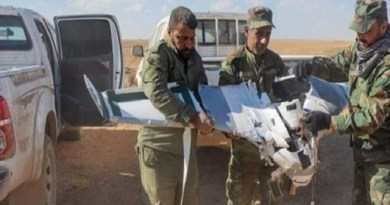 LLL-Live Let Live-Islamic State-guided drone downed in Salahuddin