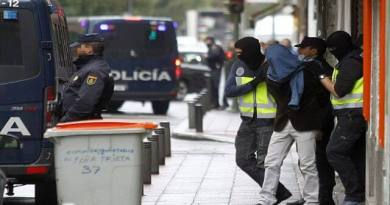 LLL-Live Let Live- Moroccan man living in Spain provided financial help for ISIS terrorists