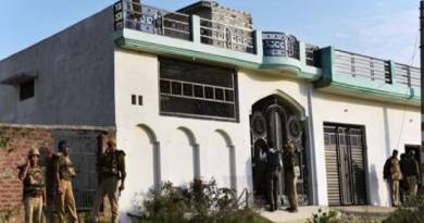 LLL-Live Let Live-Ujjain train blast suspect hiding in Lucknow building might have ISIS links