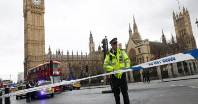 LLL-Live Let Live-Unconfirmed reports about London Parliament attacker's identity