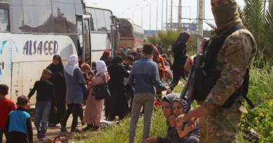 LLL-Live Let Live-Death toll from Syria bomb attack on bus convoy rises to at least 120 people
