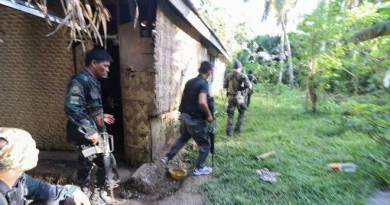 LLL-Live Let Live-Foiled attack staged by ISIS-linked extremists in the Philippines