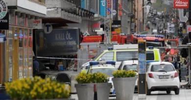 LLL-Live Let Live-Four people killed in Stockholm beer truck attack described as terrorism