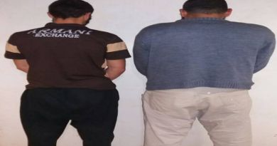 LLL-Live Let Live-ISF arrests two persons on charges of belonging to ISIS terrorist group