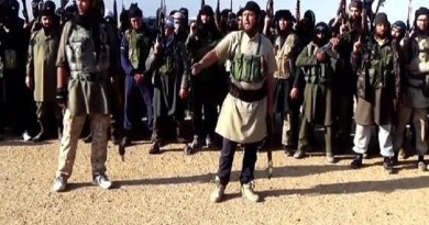 LLL-Live Let Live-ISIS executes large number of its foreign members in Raqqa