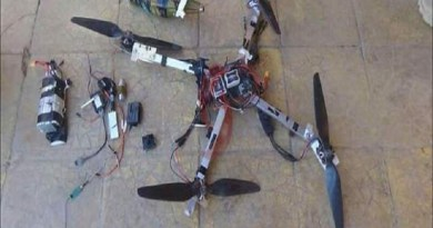 LLL-Live Let Live-Islamic State terrorists are using hobby drones with deadly effect