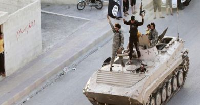 LLL-Live Let Live-Shop assistant gets 13 years jail for supporting ISIS terrorist group