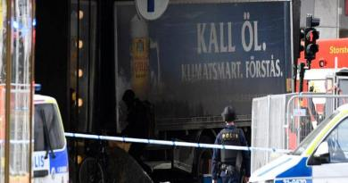 LLL-Live Let Live-Stockholm terrorist attacker claims that he works for ISIS terrorist group