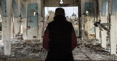LLL-Live Let Live-Two Franciscan friars minister 'locked' in area under ISIS control