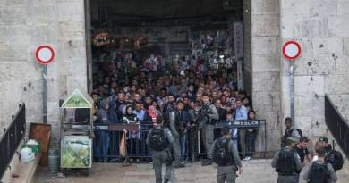 LLL-Live Let Live-Woman fatally stabbed in Jerusalem amid Good Friday gatherings in Jerusalem