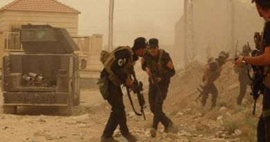 LLL-Live Let Live-Around 27 ISIS suicide bombers killed in clashes with Iraqi forces in Hawija
