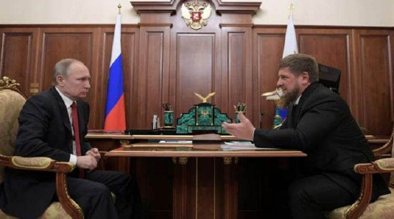 LLL-Live Let Live-Chechen leader Ramzan Kadyrov praises Putin's support for Islam and calls to counter Islamic Wahhabism