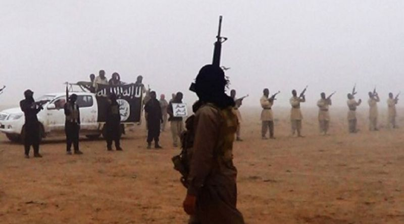 LLL-Live Let Live-ISIS-Hamas feud spills across the border