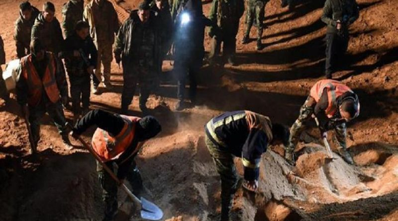 LLL-Live Let Live-ISIS executed 10,000 people, buried their bodies in mass graves in Raqqah